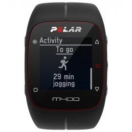 Polar M400 avec capteur cardiaque