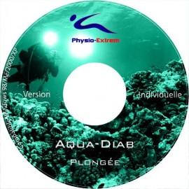 Logiciel Aqua-Diab plongée individuel