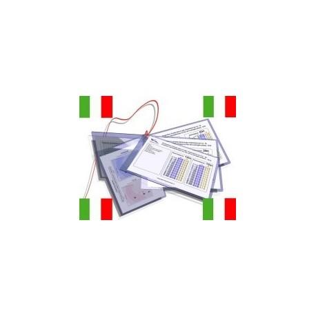 Paliers avec IMC (en Italien)